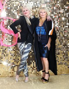 Absolutely Fabulous may have more in common with Broad City than with any other recent TV show, but its influence on TV's entire current generation of female-fronted comedies is too often underestimated.