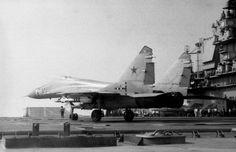 MiG 29K Fighter
