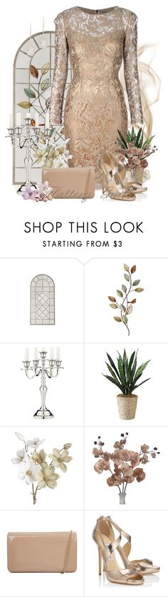 """""""Samdi"""" by flattery-guide ❤ liked on Polyvore featuring Dolce&Gabbana, Leeber Limited, Hobbs and Betsey Johnson"""