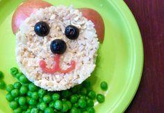 06 dicas de comidas divertidas pras crianças - Dicas pra Mamãe
