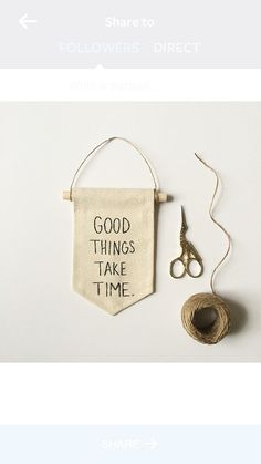 Good Things Taking Time... by Jill Bedford on Etsy