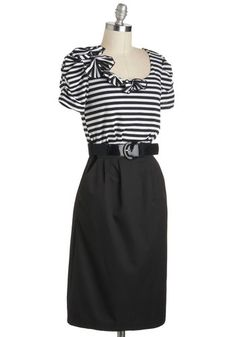 Pacific Park Dress in Black, #ModCloth