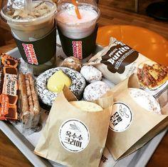 Cute Food, Good Food, Yummy Food, Asian Snacks, Think Food, Japanese Snacks, Aesthetic Food, Korean Food, Food Cravings