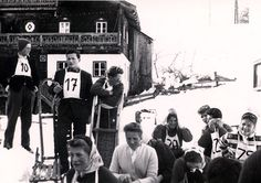 Ainet 1960, Rodelrennen