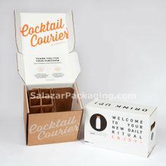 Beverage and juice boxes Custom Printed Box minimum)