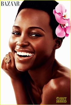lupita nyongo thought her career would end after the oscars 01 Lupita Nyong'o displays her natural beauty on the cover of Harper's Bazaar UK's May 2015 issue, on newsstands now.    Here is what the 31-year-old Oscar-winning…