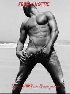 Beach and jeans - perfect combo :-) Friday Hottie
