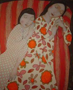 Cecile Veilhan. Acrylic on canvas