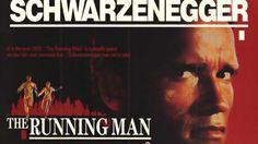 Image result for the running man film logo