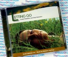 Dr Sarah Edelman CD Letting Go Guided Meditation and Deep Relaxation Audio Guided Meditation Audio, Books On Tape, Dr Sarah, Go Guide, Deep Relaxation, Online Shopping Stores, Letting Go, Audiobooks, Connection