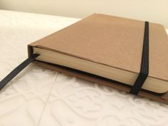 DIY Moleskine Journal/Sketchbook Textblock (Part 1) makes a great gift or you can keep it for yourself! all the steps are explained