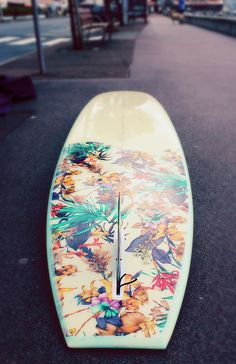 SELF Surfboards