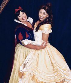 Weibliche Disney Figuren