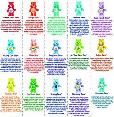 Care Bear Names, Symbols & Descriptions Care Bears Halloween Costume, Care Bear Costumes, Bear Halloween, Group Halloween, Happy Halloween, Care Bear Birthday, Care Bear Party, Baby Birthday, Care Bear Onesie