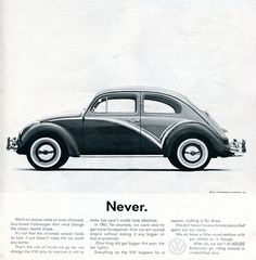 1961 Volkswagen Advertising Car and Driver Magazine November 1961 | Flickr - Photo Sharing!