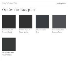 Farmhouse Paint Colors, Paint Colors For Home, House Colors, Paint Colours, Makeover Studio, Moonlight Painting, Gallon Of Paint, Favorite Paint Colors, Studio Mcgee