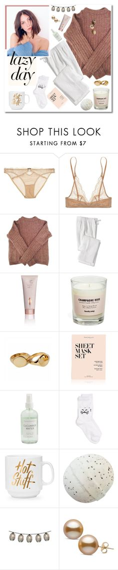 ""\ LAZY DAY"" by saintliberata ❤ liked on Polyvore featuring Calvin Klein Underwear, Calvin Klein, Acne Studios, Soohyang, Peach & Lily, Girly and BULB236|1137|?|b48d72f0d682fff5cfe43a97a1640d3c|False|UNLIKELY|0.37222856283187866