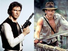 Who do you want on your side: Han Solo, or Indiana Jones?