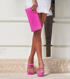 Jelly Shoes, Handbag Accessories, Heeled Mules, Handbags, Heels, Shopping, Collection, Fashion, Heel