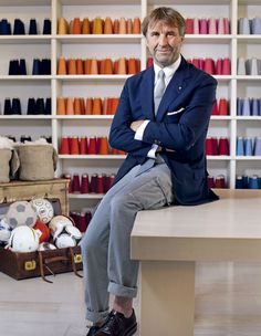 Brunello Cucinelli: My style icon is a theoretical mix of three men: the Prince of Wales, a man who loves a good jacket and has such amazing manners; John F Kennedy, whose Bostonian style was very appealing; and Gianni Agnelli, who was the master of individual style – a white sweater round the shoulders of a navy polo-shirt, a shirt and round-necked cashmere sweater with a tie on top, the watch outside the cuff. I never copy such details because they were his alone. All these icons are…