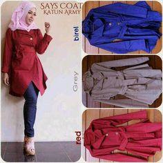 Blazer Sasy coat termurah grosir ukuran allsize fit L harga grosir 60000.kodi 55000.