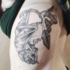 Super Cool 30+ Bat Tattoo Ideas That Would Leave Everyone Speechless