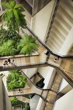 Winners of the 2017 Australian National Architecture Awards Architecture Awards, Green Architecture, Futuristic Architecture, Amazing Architecture, Architecture Details, Landscape Architecture, Singapore Architecture, Library Architecture, Commercial Architecture