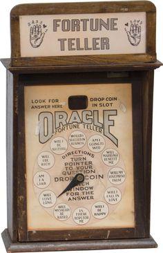 Fortune Telling Box