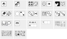 pictogrammen VLL in het groot