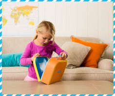 Little Passports is excited to announce the launch of Early Explorers, a new subscription line for preschoolers! #LittlePassports | #EarlyExplorers