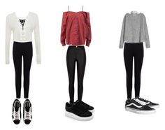 Designer Clothes, Shoes & Bags for Women Friend Outfits, Golden Goose, Narnia, Warehouse, Alexander Mcqueen, Vans, Shoe Bag, Friends, Polyvore