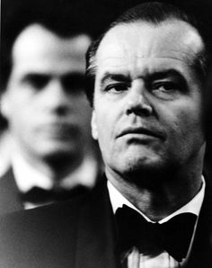 """Jack Nicholson as Charley Partanna in """"Prizzi's Honor"""", 1985"""
