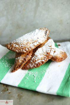 Fried Nutella Banana Hand Pies]