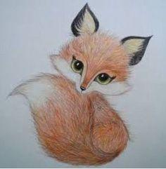 84ac3493d91a4487545326f49bdf6667--art-fox-baby-foxes.jpg (300×307)