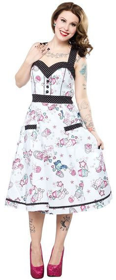 325472a452c Hell bunny super sweet dress. Pin Up ...