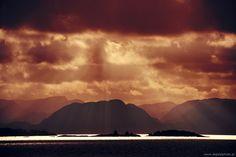 Norweskie klimaty #norway #travels #fjords #lights #photography