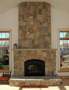 New England Fieldstone Boston Blend Square & Rectangular Veneer sold at Ondrick Natural Earth, Chicopee, MA