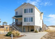 NEPTUNE'S SECRET - 812 located In NAGS HEAD MP 12, NAGS HEAD, NC Outer Banks Oceanside vacation rental with 7 bedrooms, 5.1 baths, Private Pool and Hottub.