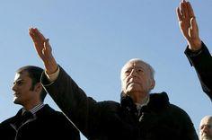 Muere Blas Piñar, un histórico líder de la ultraderecha española/ 28 de enero de 2014