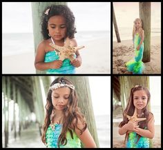 Sandcastles and Mermaids Summer Mini Sessions » Cool Breeze Photos of NC