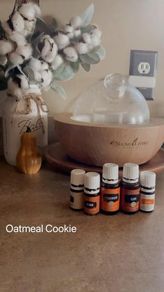 Best Essential Oil Diffuser, Essential Oil Spray, Essential Oil Candles, Best Essential Oils, Essential Oil Blends, Young Living Oils, Young Living Essential Oils, Yl Oils, Oatmeal Cookies