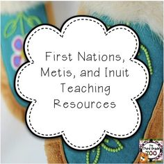 Check Out This New Board Focused On First Nations Metis And Inuit Teaching Resources