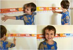 Montessori Linear (Beam) Calendar