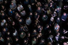 Einstürzende Neubauten, Concert, 27.06.15 at Haus der Kunst