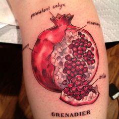 #tattoofriday - Stephanie Brown, USA.