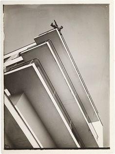 A couple of random photos by painter, photographer and Bauhaus professor Laszlo Moholy-Nagy.