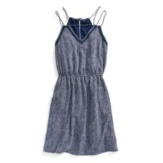 Stitch Fix Summer Styles: Indigo Sundress