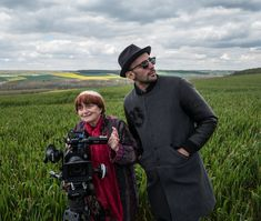 Ms. Varda's new documentary is a testament to her curious, generous, democratic spirit.