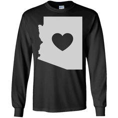 "Hi everybody!   Arizona Home State ""Love Heart"" T-Shirt - Long Sleeve Tee https://vistatee.com/product/arizona-home-state-love-heart-t-shirt-long-sleeve-tee-2/  #ArizonaHomeState""LoveHeart""TShirtLongSleeveTee  #ArizonaT #HomeTSleeve #State #""LoveShirt #Heart""ShirtSleeve #TLongTee #ShirtTee # # #Long #Sleeve #Tee #"
