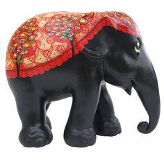 The Naughty and the Elephant by Carrie Chau Elephant Parade: Singapore 2011